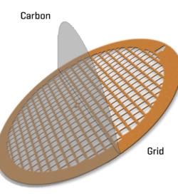 Carbon film on Copper 400 mesh (100)