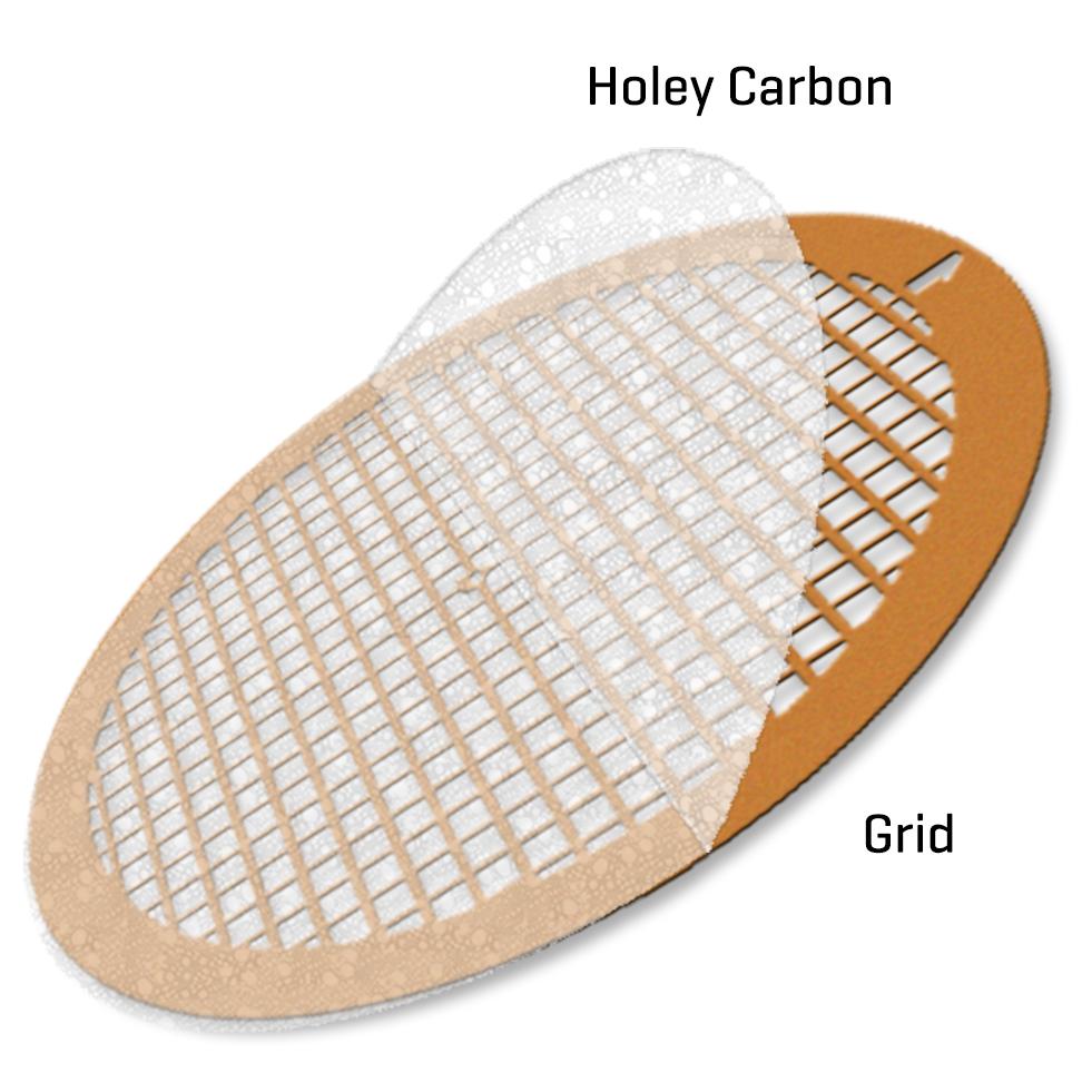 Holey Carbon film on Nickel 300 mesh (25)