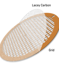 Lacey Carbon film on Nickel 200 mesh (100)