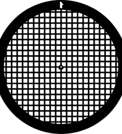 TG200 MolybdenumSquare mesh TEM grid, pack of 25