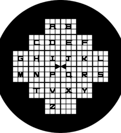 TG200F2 Copper Palladium  Finder grids TEM grid, pack of 100